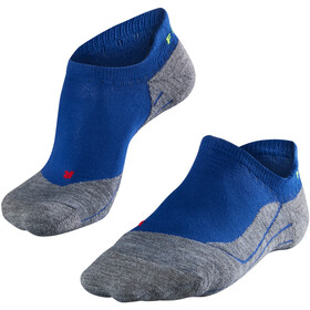 Falke RU4 Chaussettes de running invisibles Homme, athletic blue